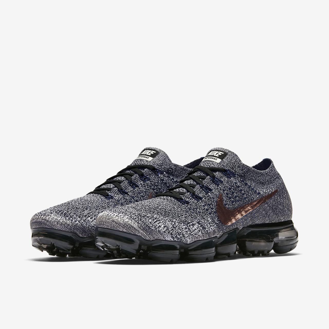 Nike Air Force 1 Low Biscuits Noir / Noir / Blanc / Bleu Coureur Et La