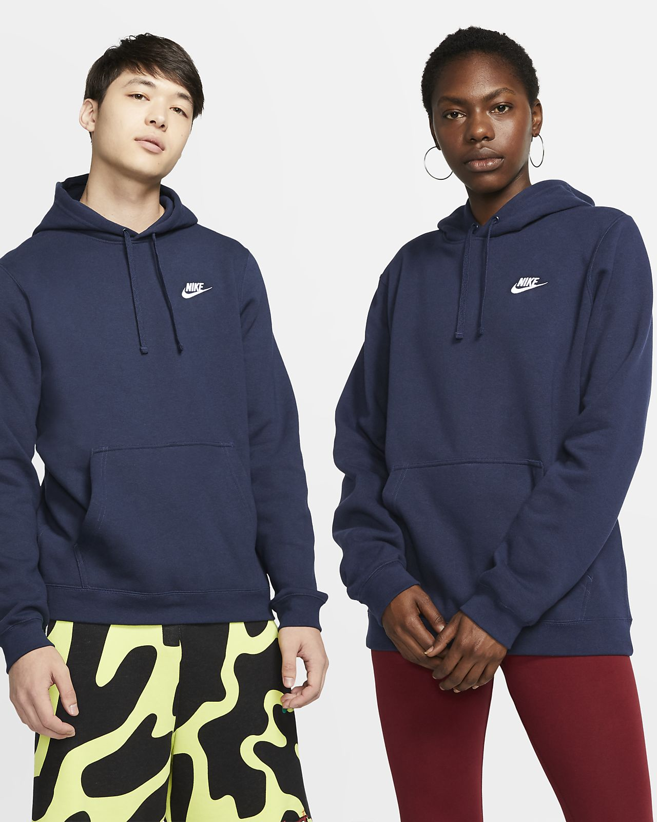 Men's Nike Sportswear Club Fleece Pullover Hoodie w 2020 | Nike