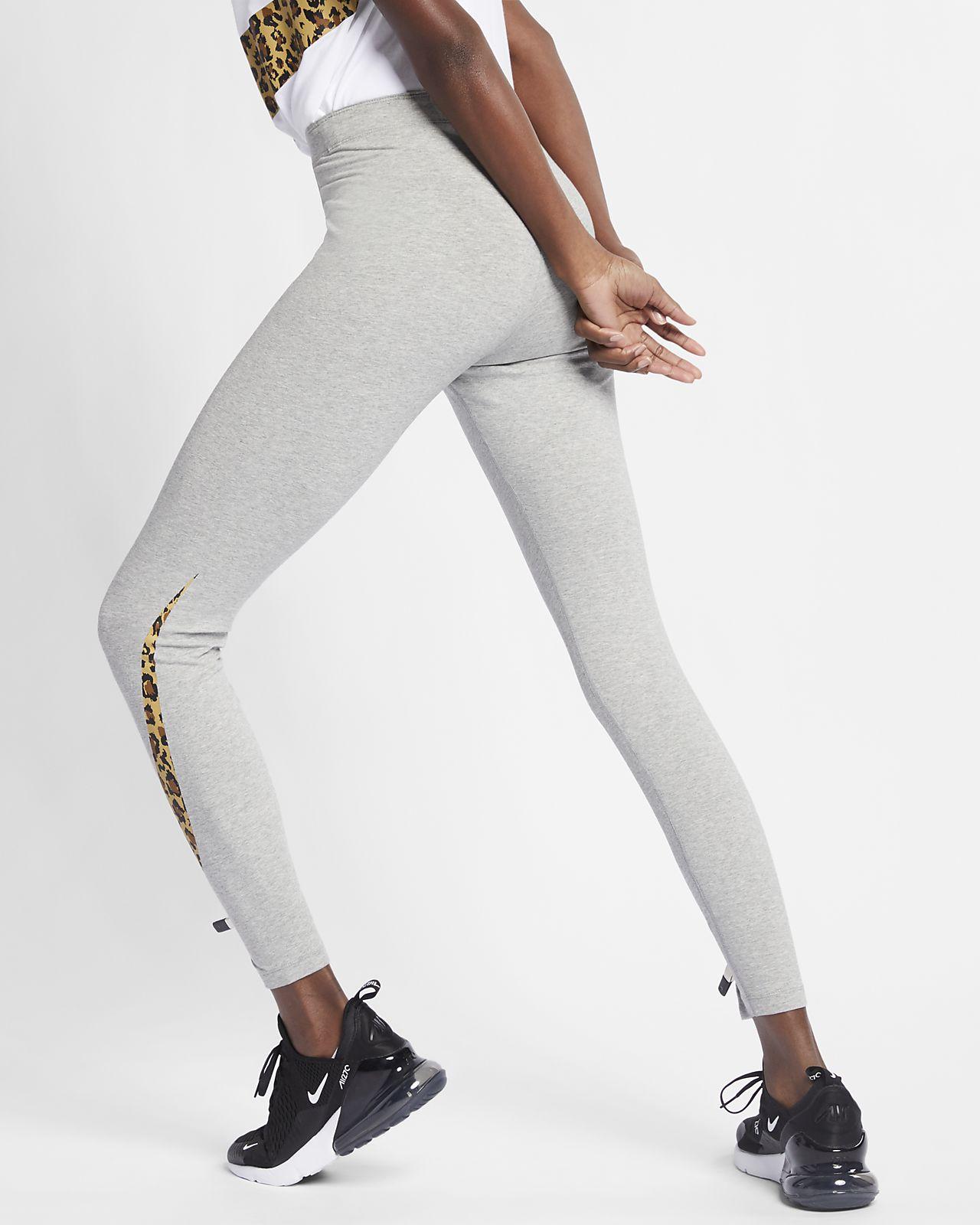 a924b8ac38 Nike Sportswear Women's Animal Leggings
