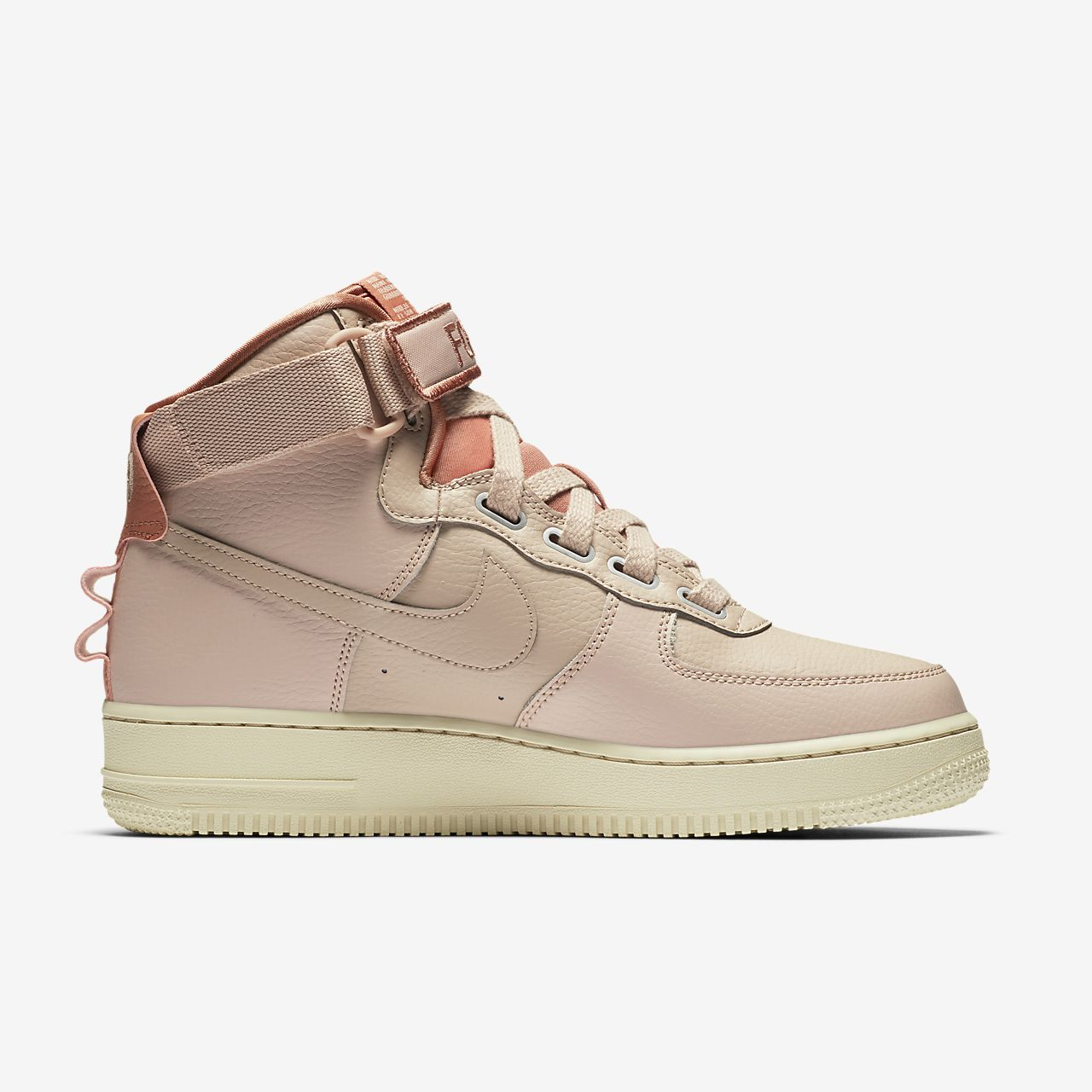 release info on bd801 f4ea2 ... Nike Air Force 1 High Utility Women s Shoe