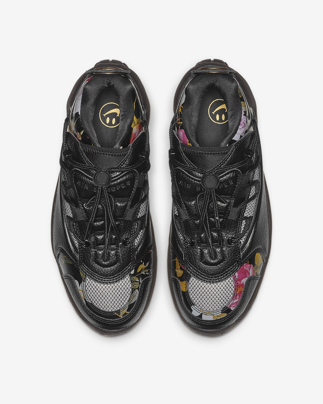 0d7220bba52 Nike Air Swoopes 2 Floral Shoe. Nike.com