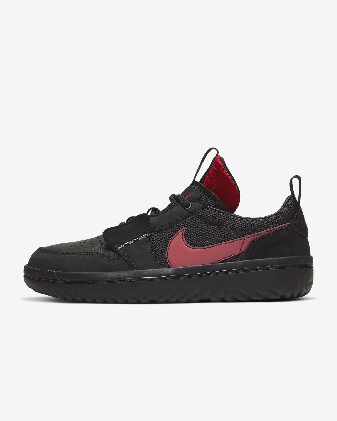 Jordan 1 Low React Fearless Shoe