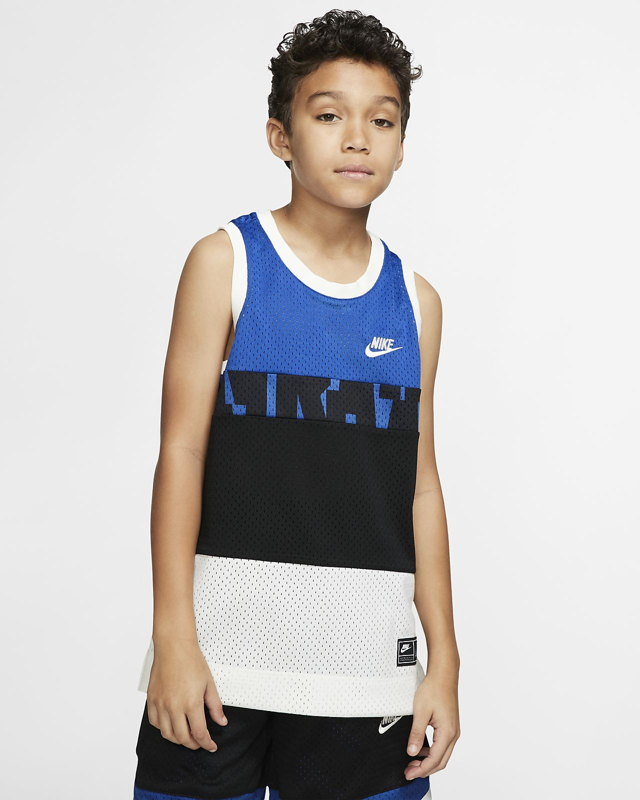 Nike Air Big Kids' (Boys') Tank