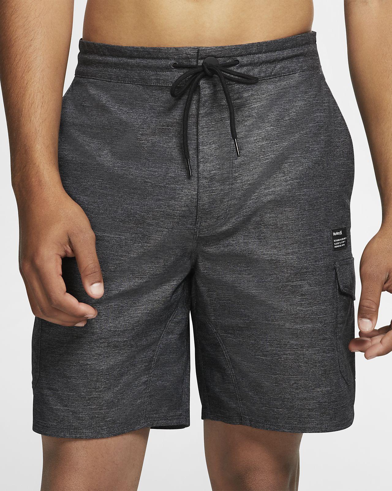 "Hurley Dri-FIT Breathe Men's 19"" Cargo Shorts"