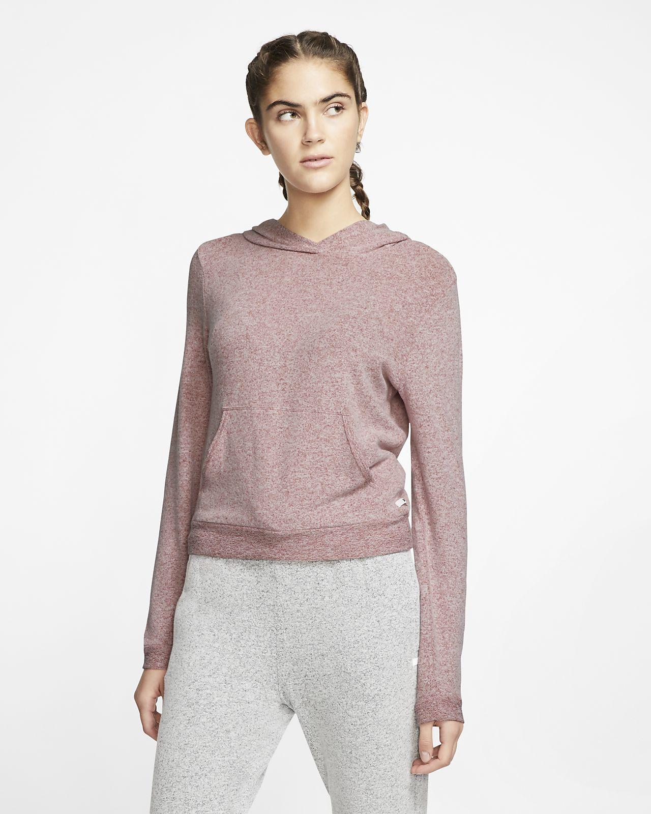 Pull en tissu Fleece Hurley Chill pour Femme