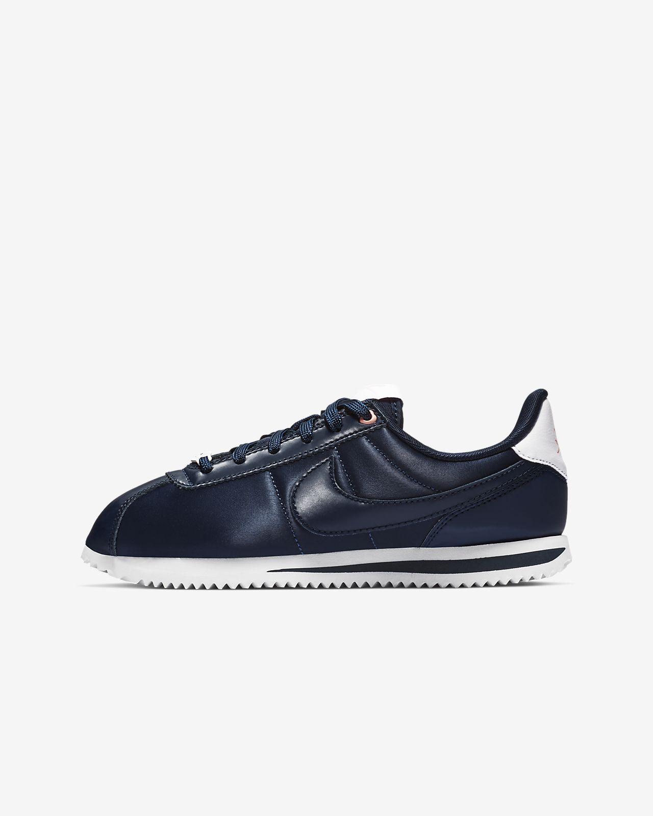 Nike Cortez Basic TXT VDAY Older Kids' Shoe