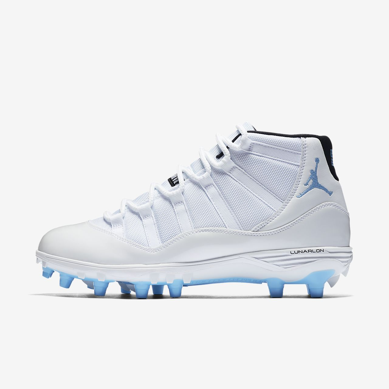 3ba3ae391810 Jordan XI Retro TD Men's Football Cleat. Nike.com