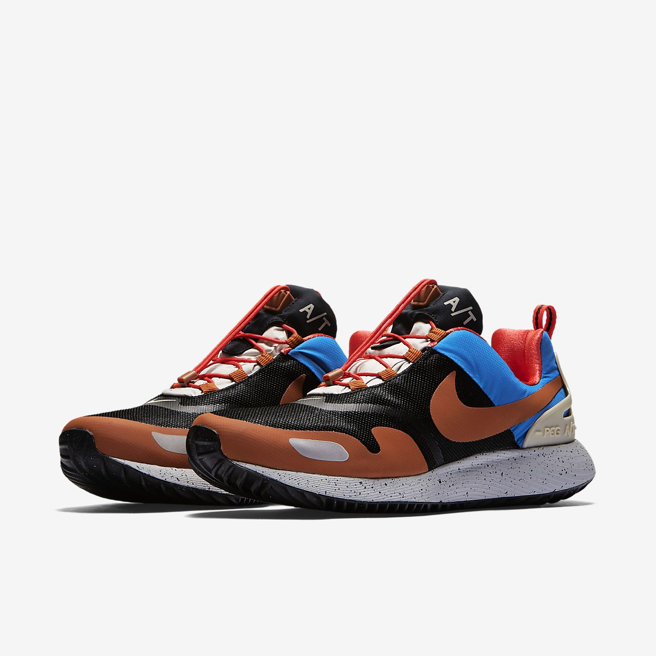 Noir Nike Bottes Air Pegasus Pour Les Hommes D'hiver tl559