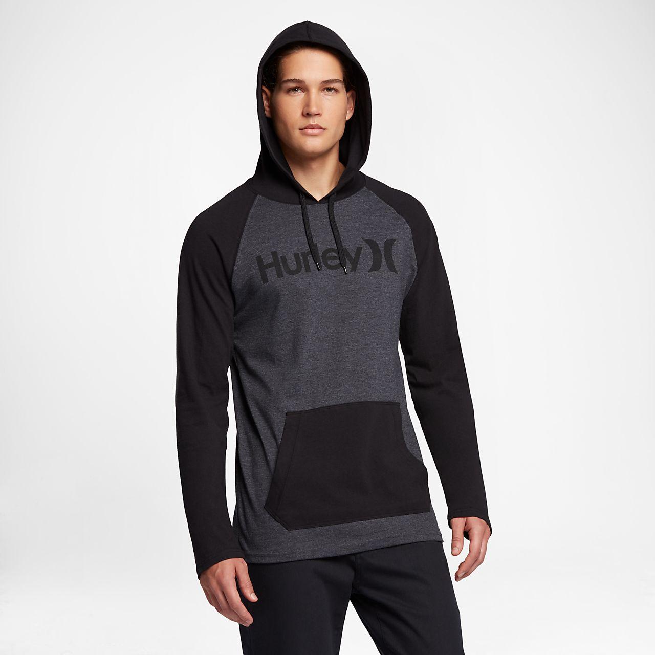 013ee2546c41 Hurley One And Only Raglan Jersey Men s Hoodie. Nike.com ZA