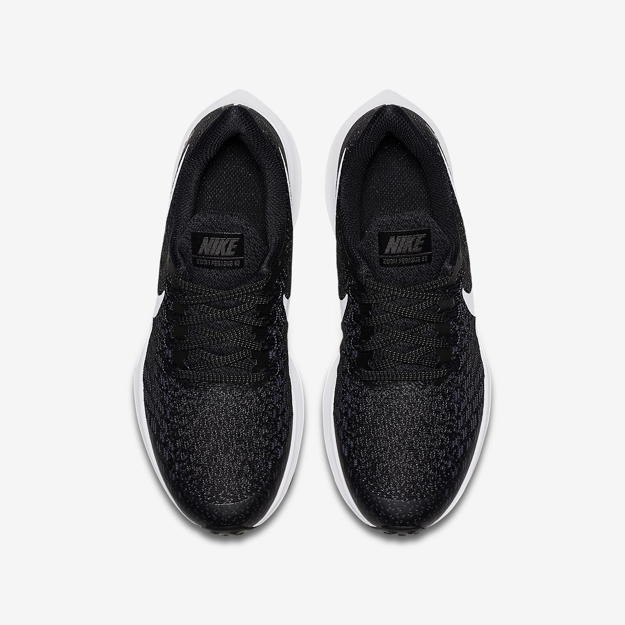 buy online 69ace e8261 ... Nike Air Zoom Pegasus 35 Younger Older Kids  Running Shoe
