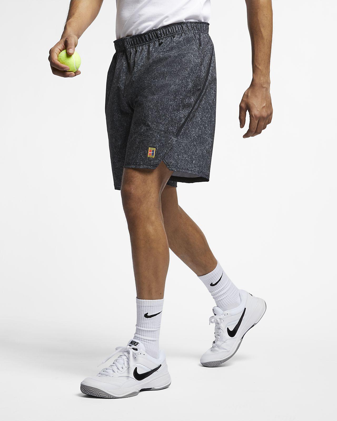 61a141b96f7 Pánské kraťasy NikeCourt Flex Ace s potiskem. Nike.com CZ