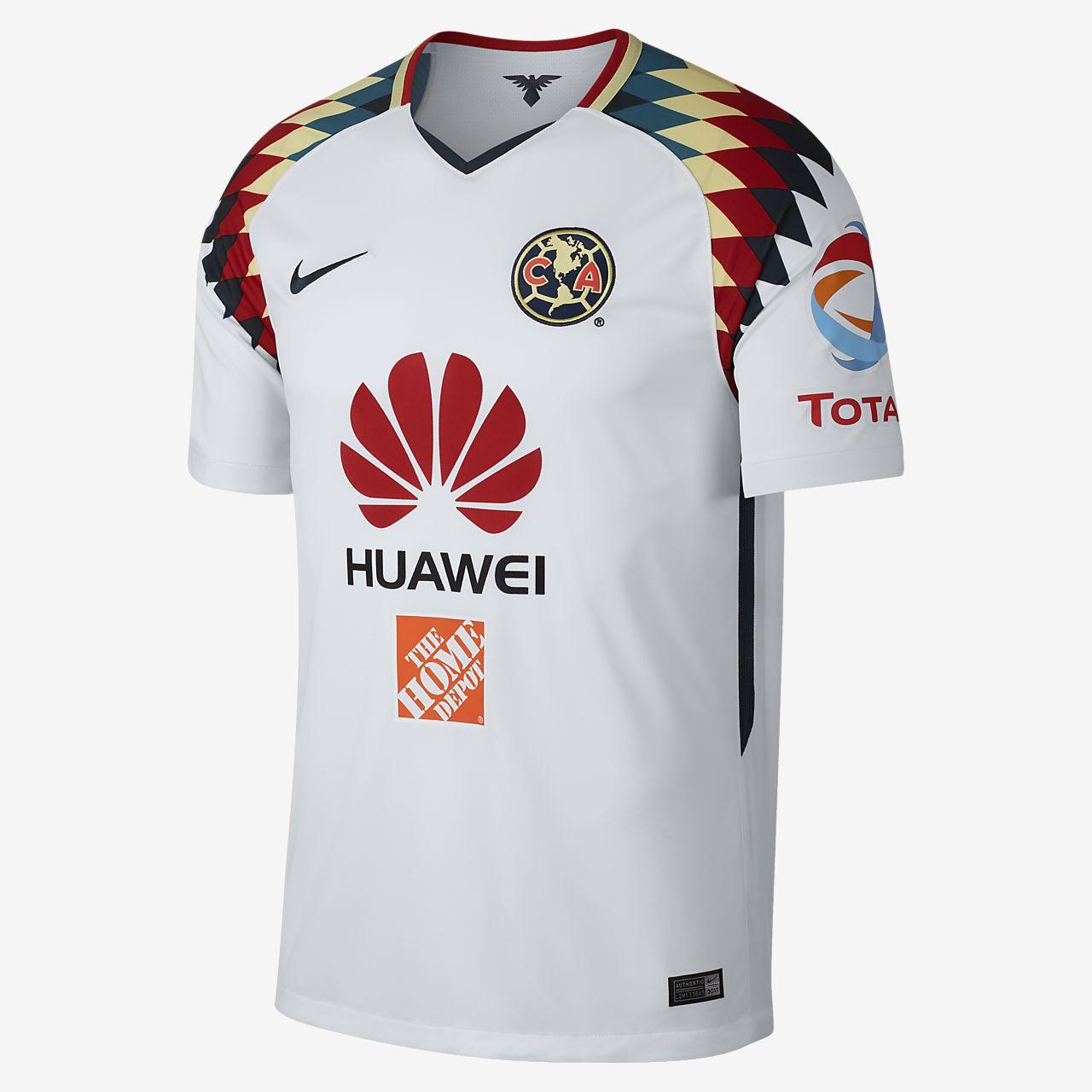 ... 2017/18 Club America Stadium Away Men's Football Shirt