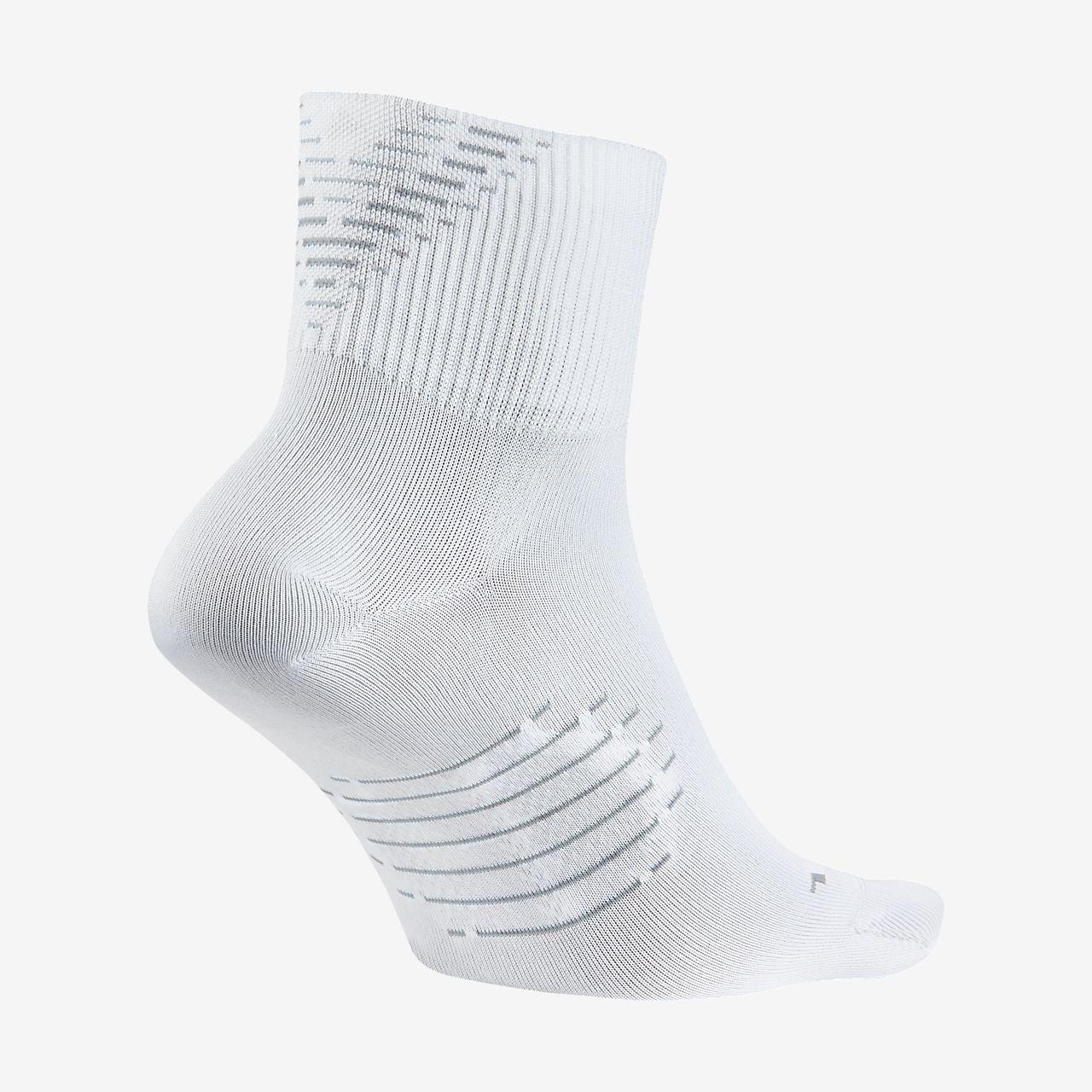 Nike Elite Lightweight 2.0 Quarter Running Socks