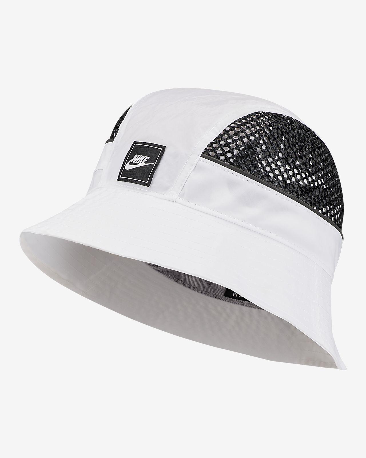 f0e6a8881c0a Nike Sportswear Mesh Bucket Hat. Nike.com