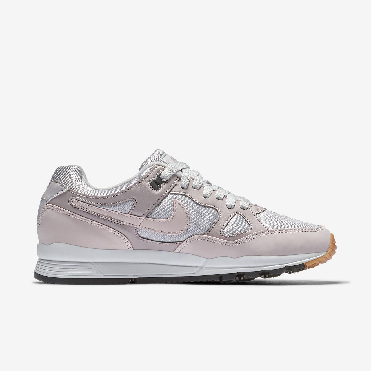 Nike - Air Span II - Baskets - Rose - Rose 0 EU Etnies Metal Mulisha Fader Chaussure - white black print RLhWqa