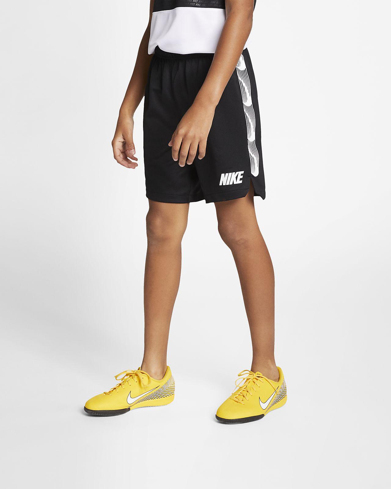 Nike Dri-FIT Squad Pantalons curts de futbol - Nen/a
