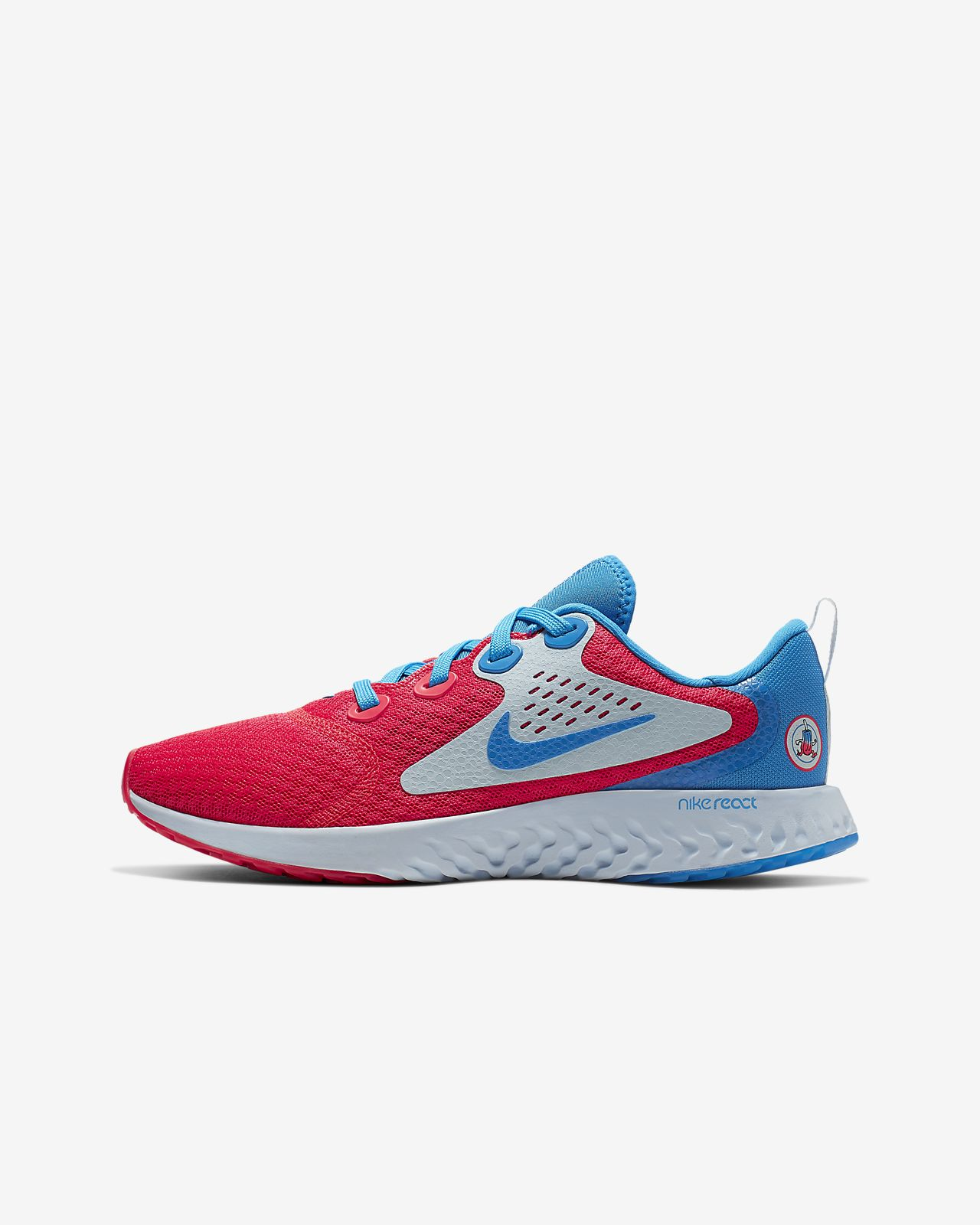 Nike Legend React Heat Check Big Kids' Running Shoe