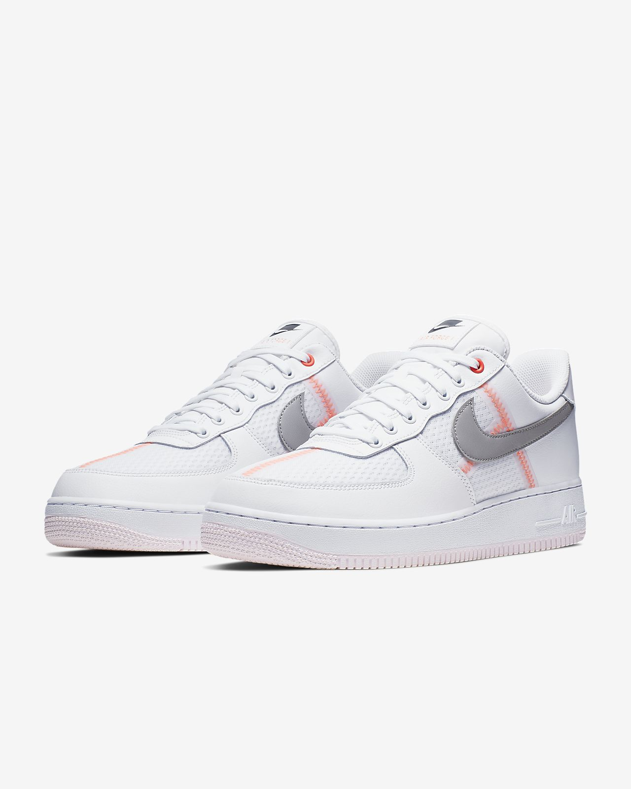 Nike Air Force 1 07 LV8 shoes white