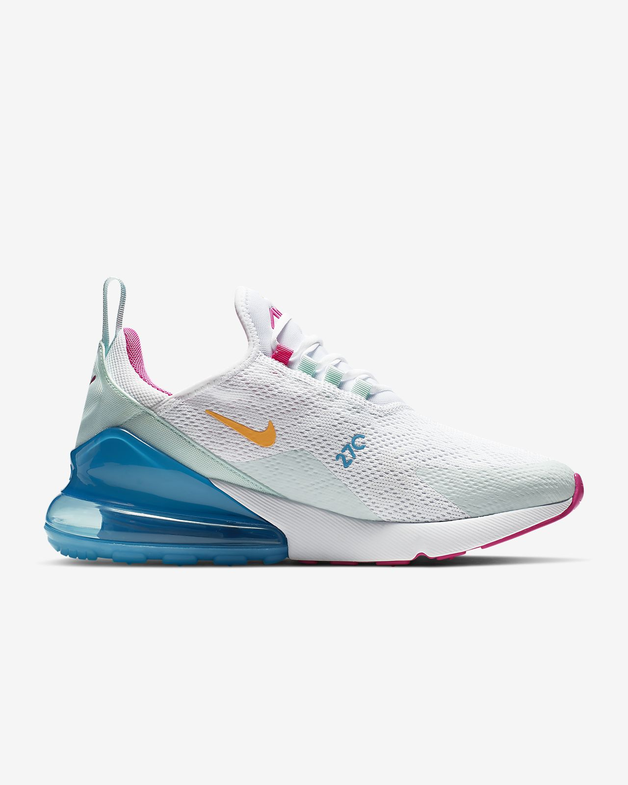 sports shoes e7d9f 2ca60 Nike Air Max 270 Women's Shoe