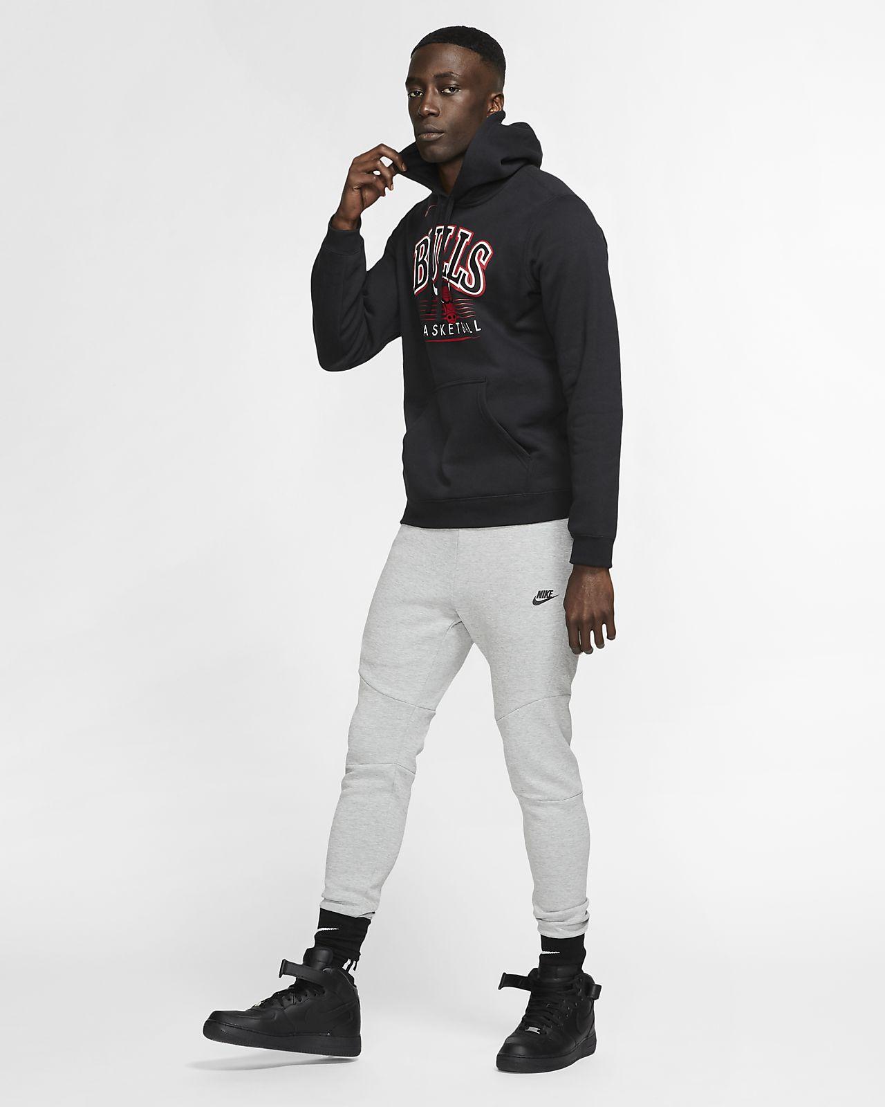 4acb85962267 Chicago Bulls Nike Men s NBA Hoodie. Nike.com ZA