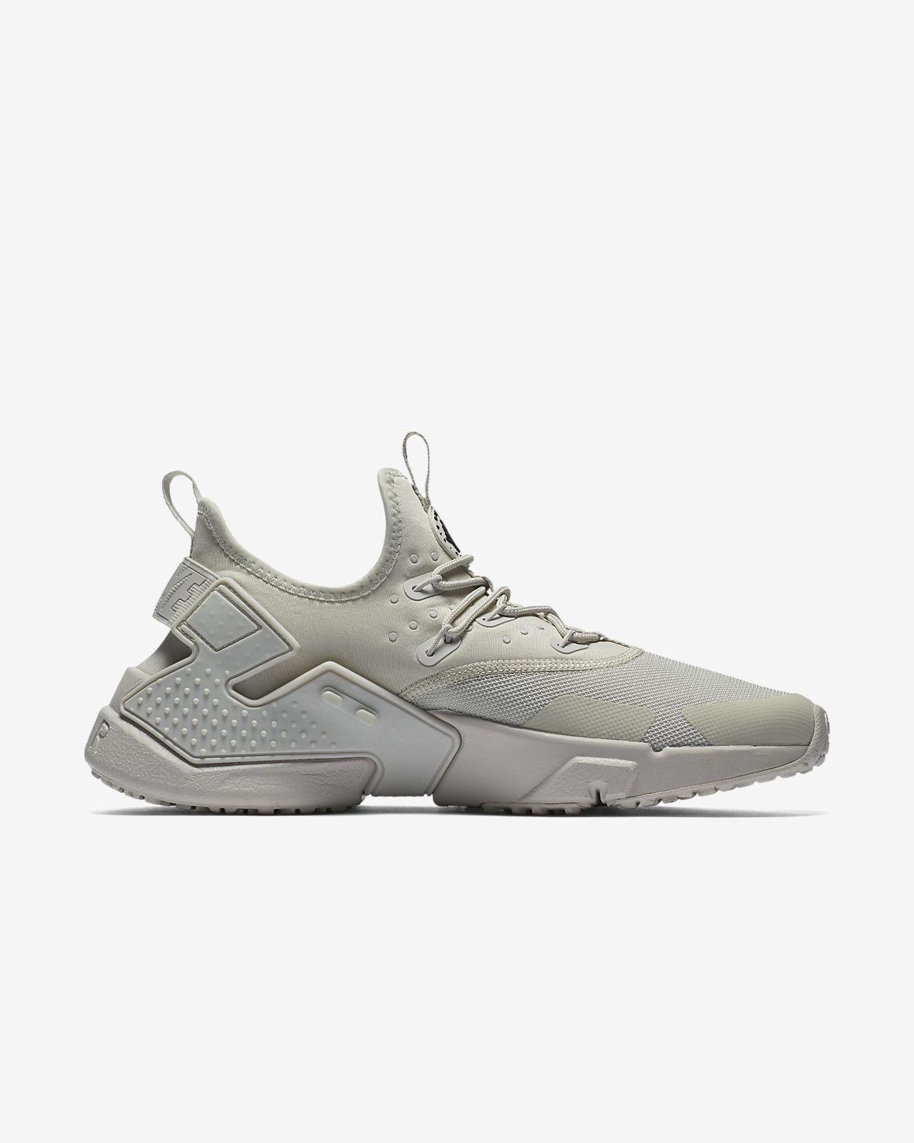 Nike Air Huarache Dérive Chaussures Baskets Lo Noir Noir 7PNc4e