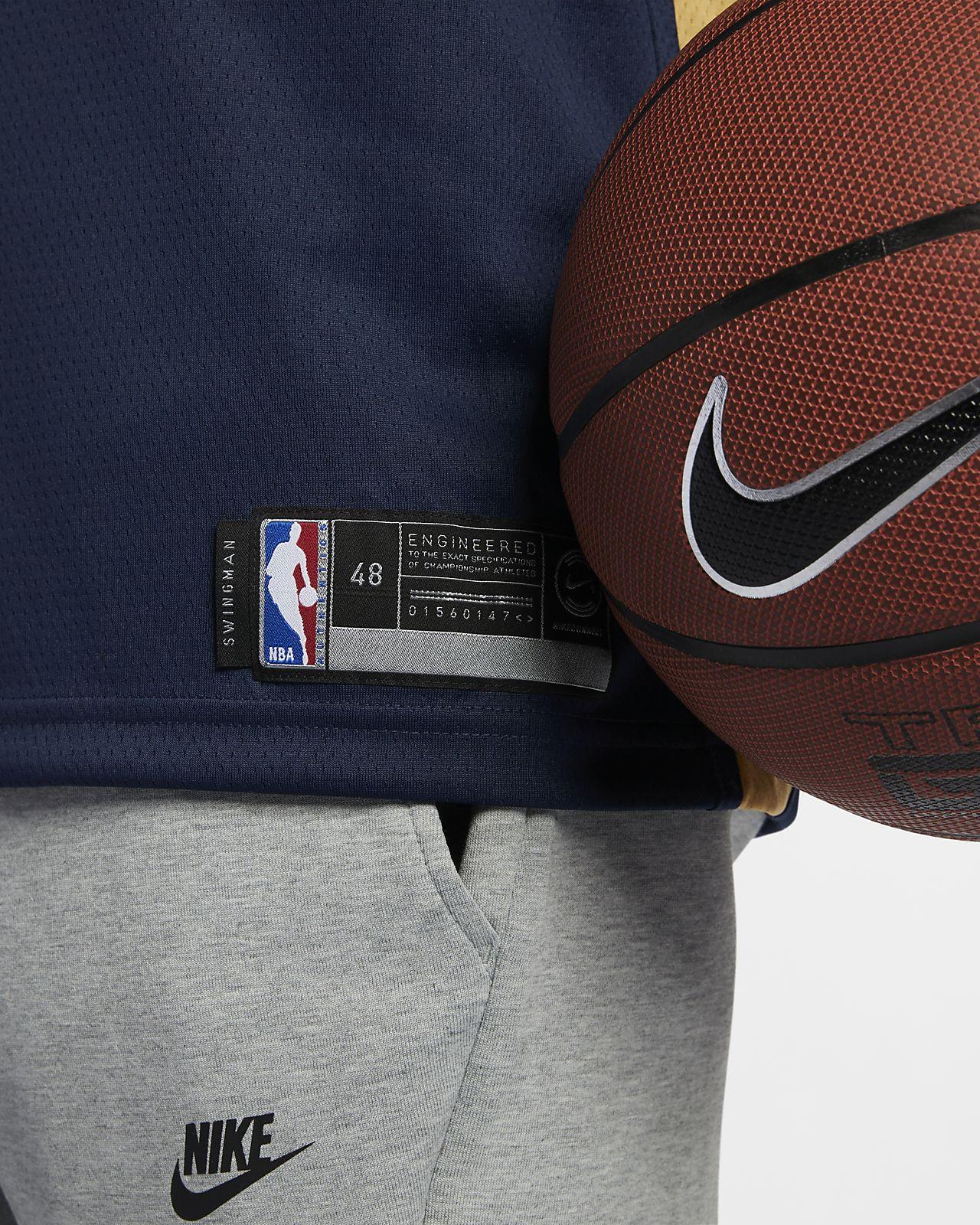 5d4511d4bdb ... Anthony Davis (NBA) Icon Edition Swingman (New Orleans Pelicans) Men's  Nike NBA
