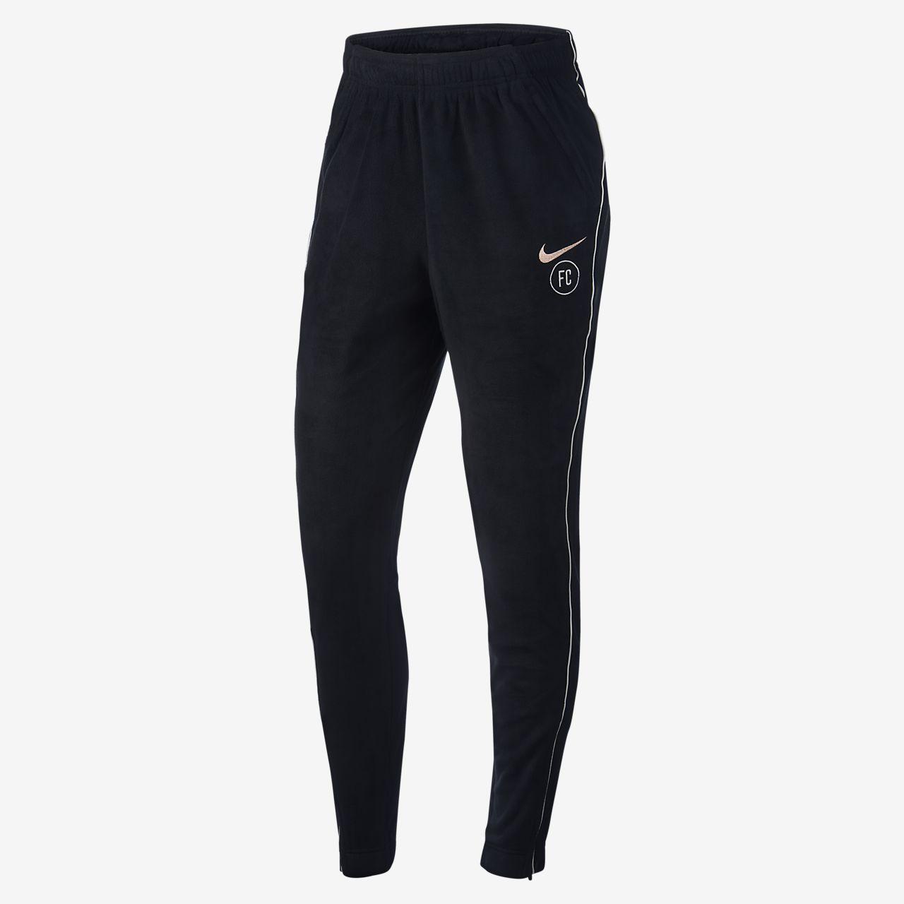 Damskie spodnie piłkarskie Nike F.C.