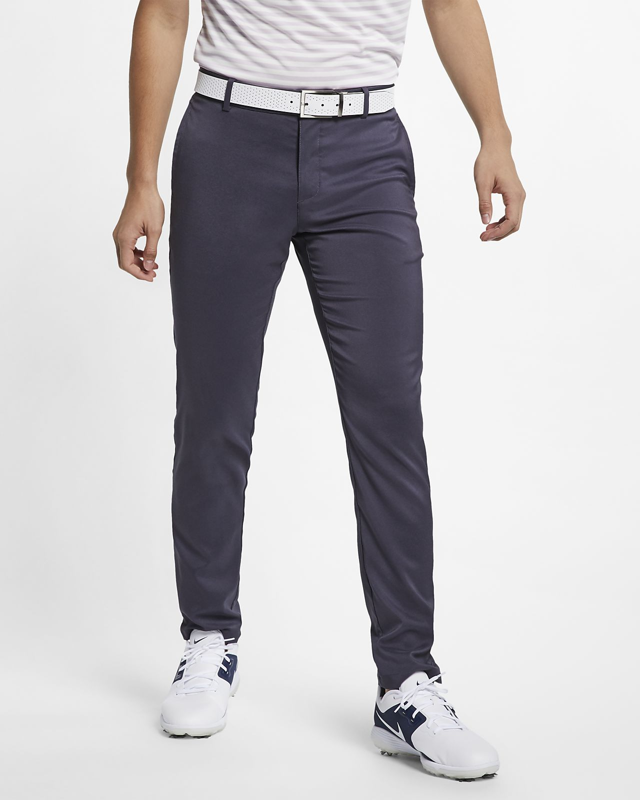 Calças de golfe de corte estreito Nike Flex para homem