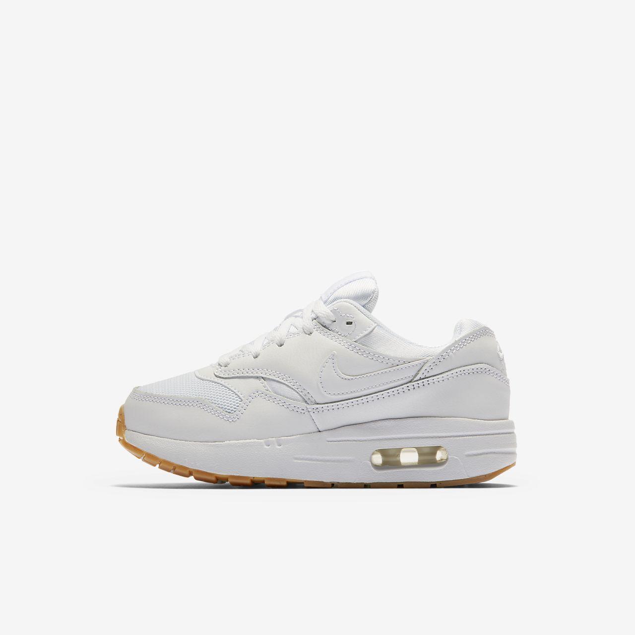 Nike Air Max 1 Schuh für kleine Kinder
