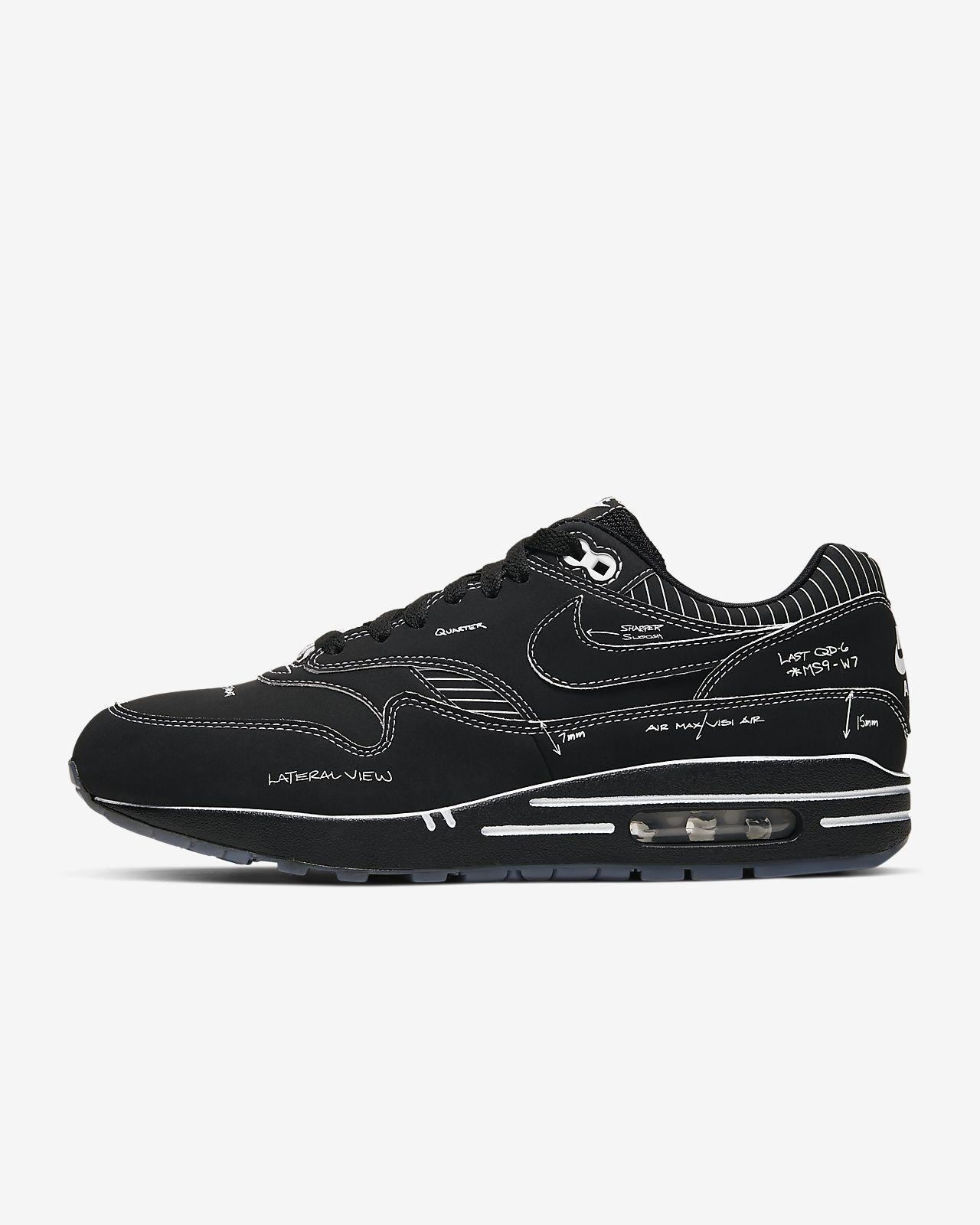 รองเท้าผู้ชาย Nike Air Max 1 Sketch To Shelf