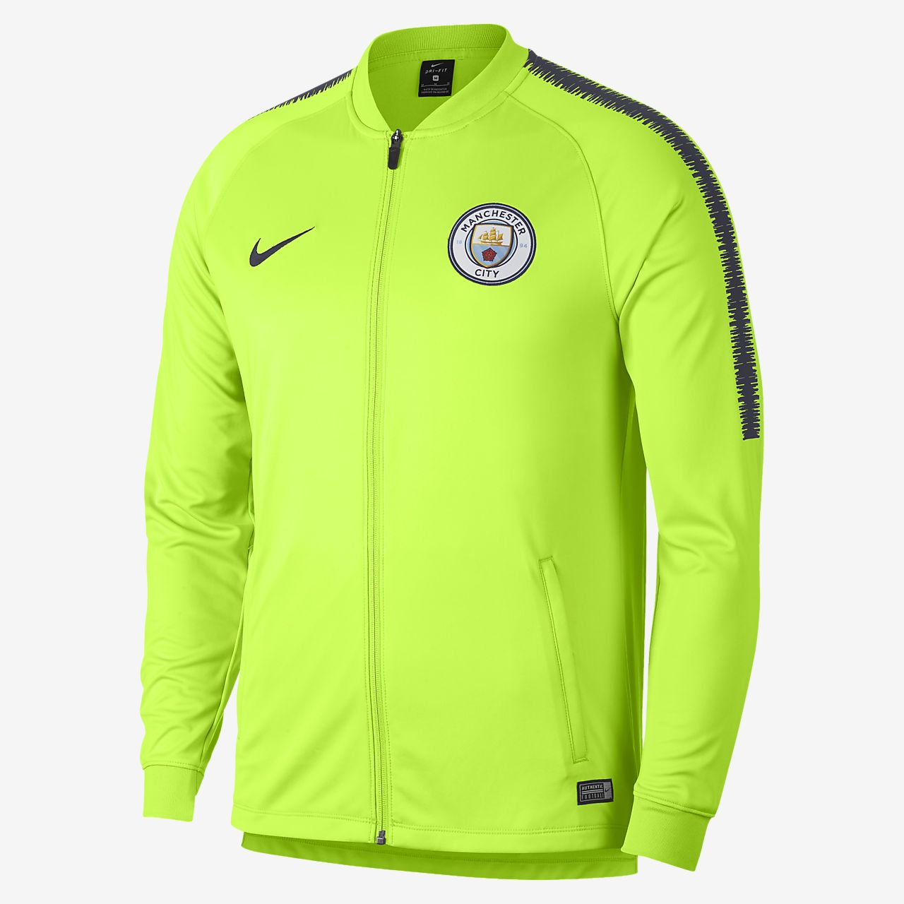 Nike Dri-FIT Manchester City Squad Men's Football Jacket
