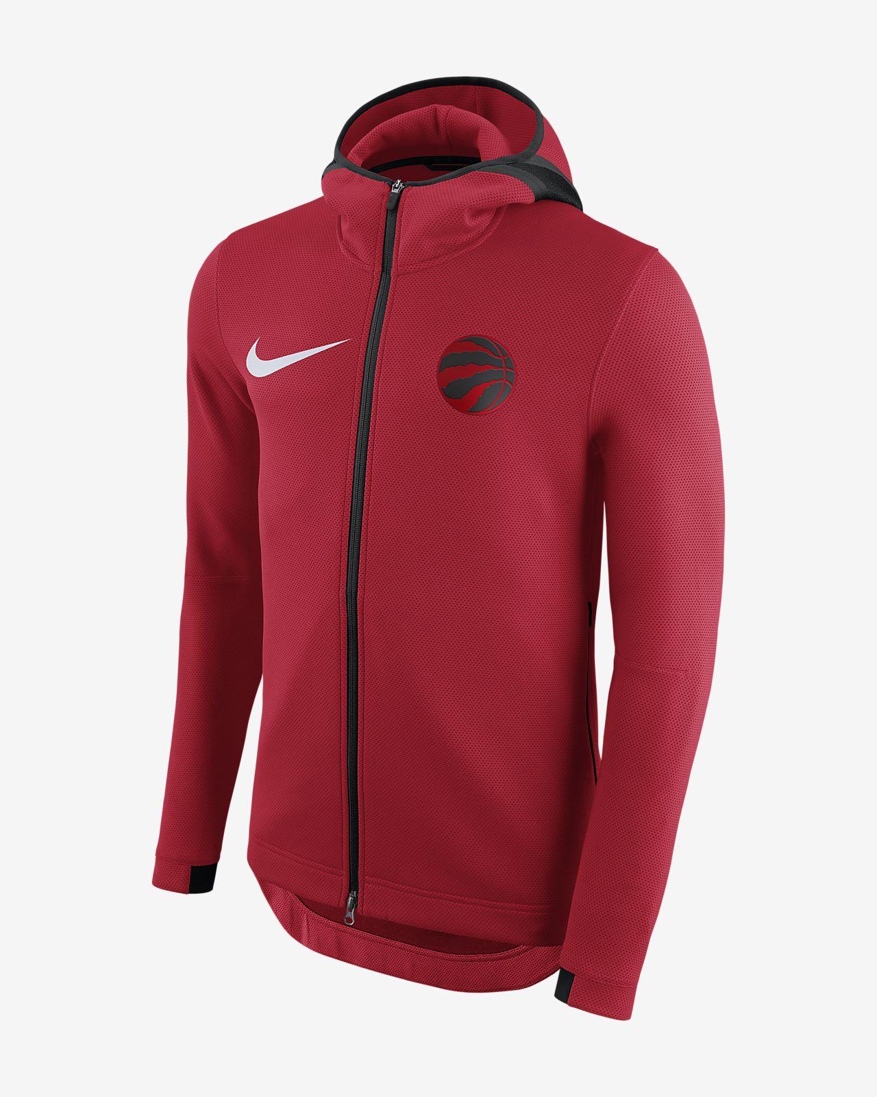 301e497b4 Toronto Raptors Nike Therma Flex Showtime Men's NBA Hoodie. Nike.com