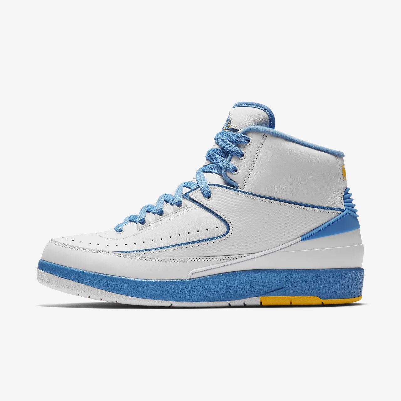 Chaussures Nike Air Jordan 2 Retro BWL9e