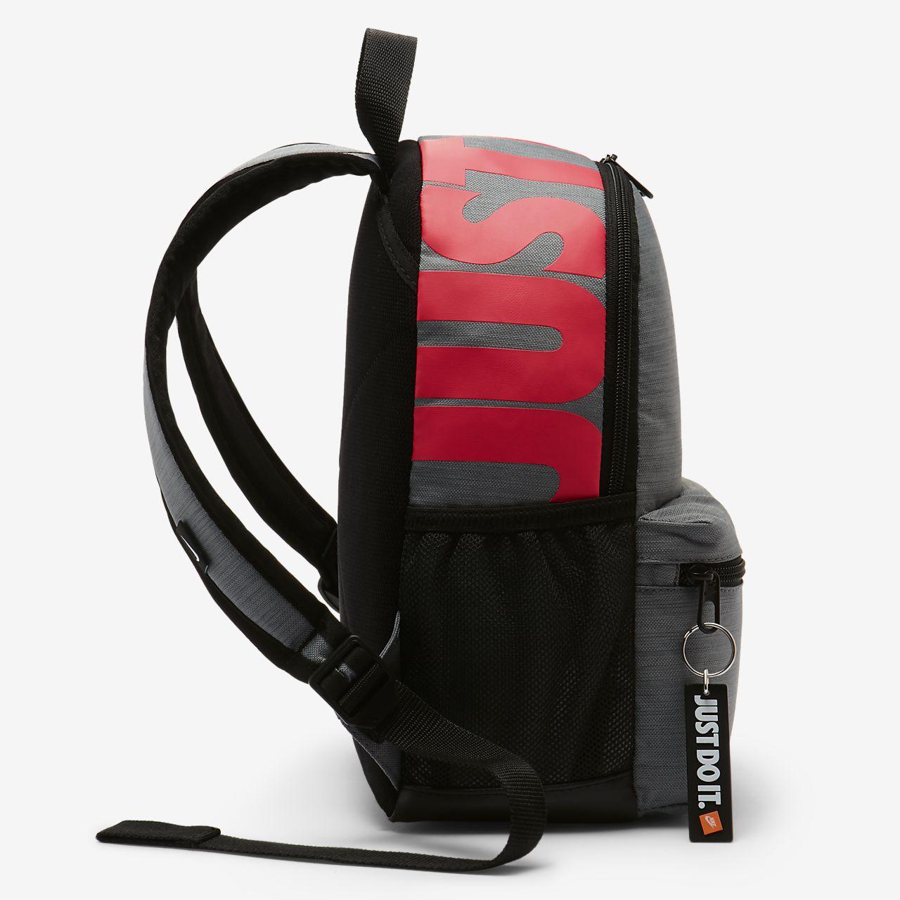 efba3262fd2e Nike Brasilia Just Do It Kids  Backpack (Mini). Nike.com SG