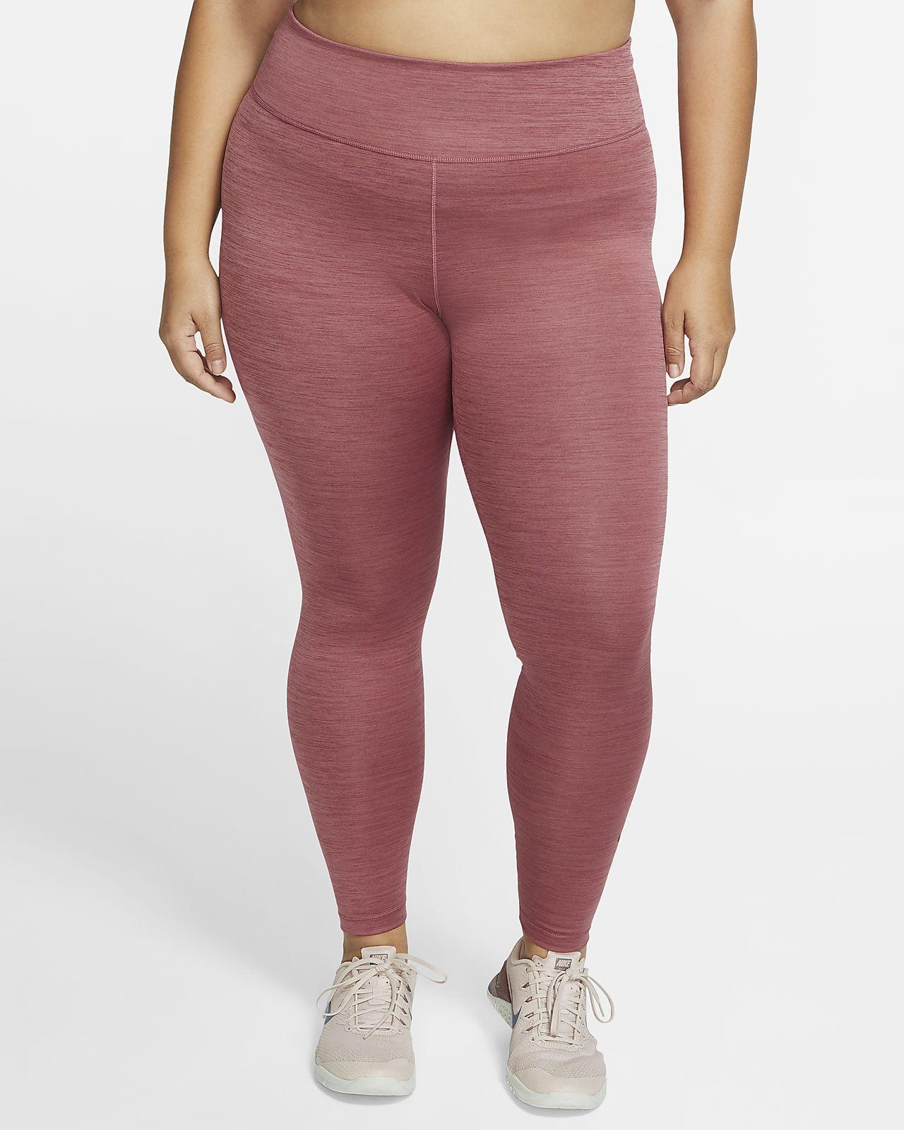 Tights Nike One för kvinnor (stora storlekar)