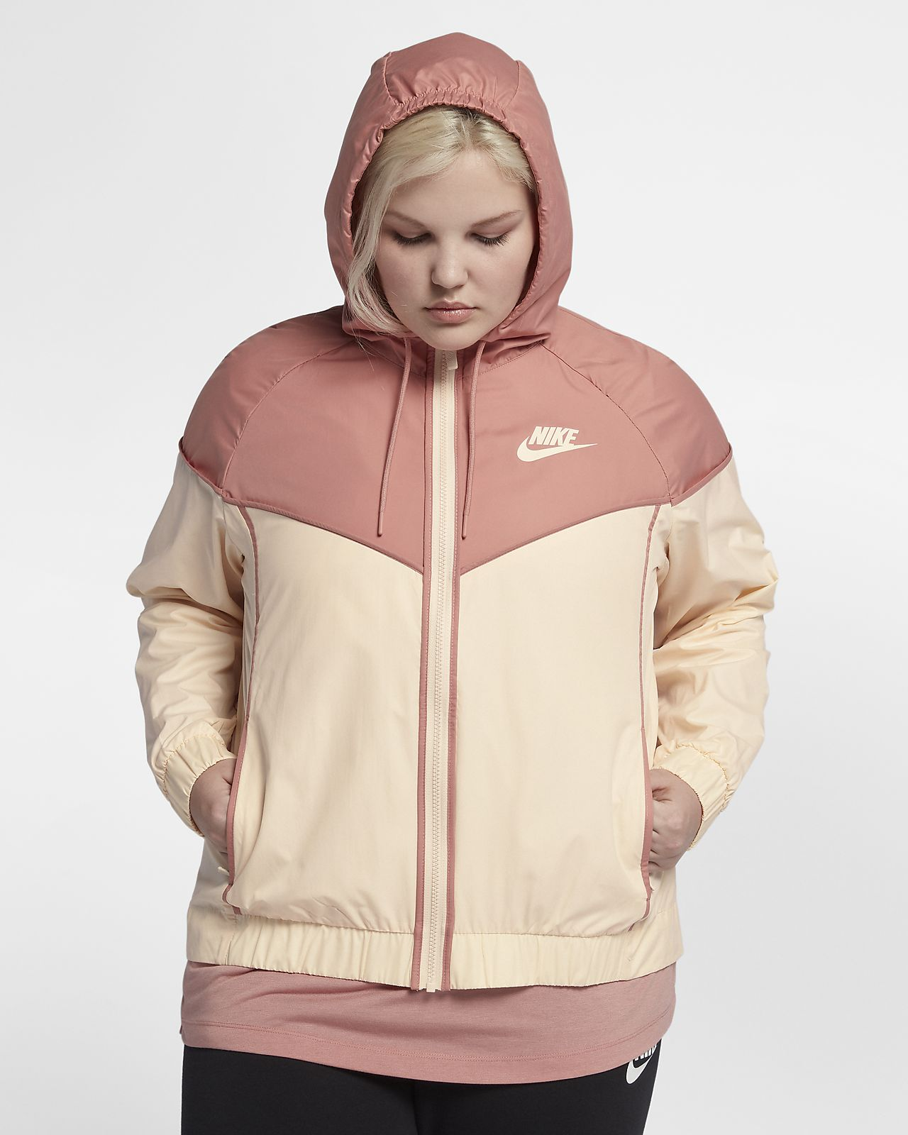 bc8f4d3c252 Nike Sportswear Windrunner (Plus Size) Women s Jacket. Nike.com CA