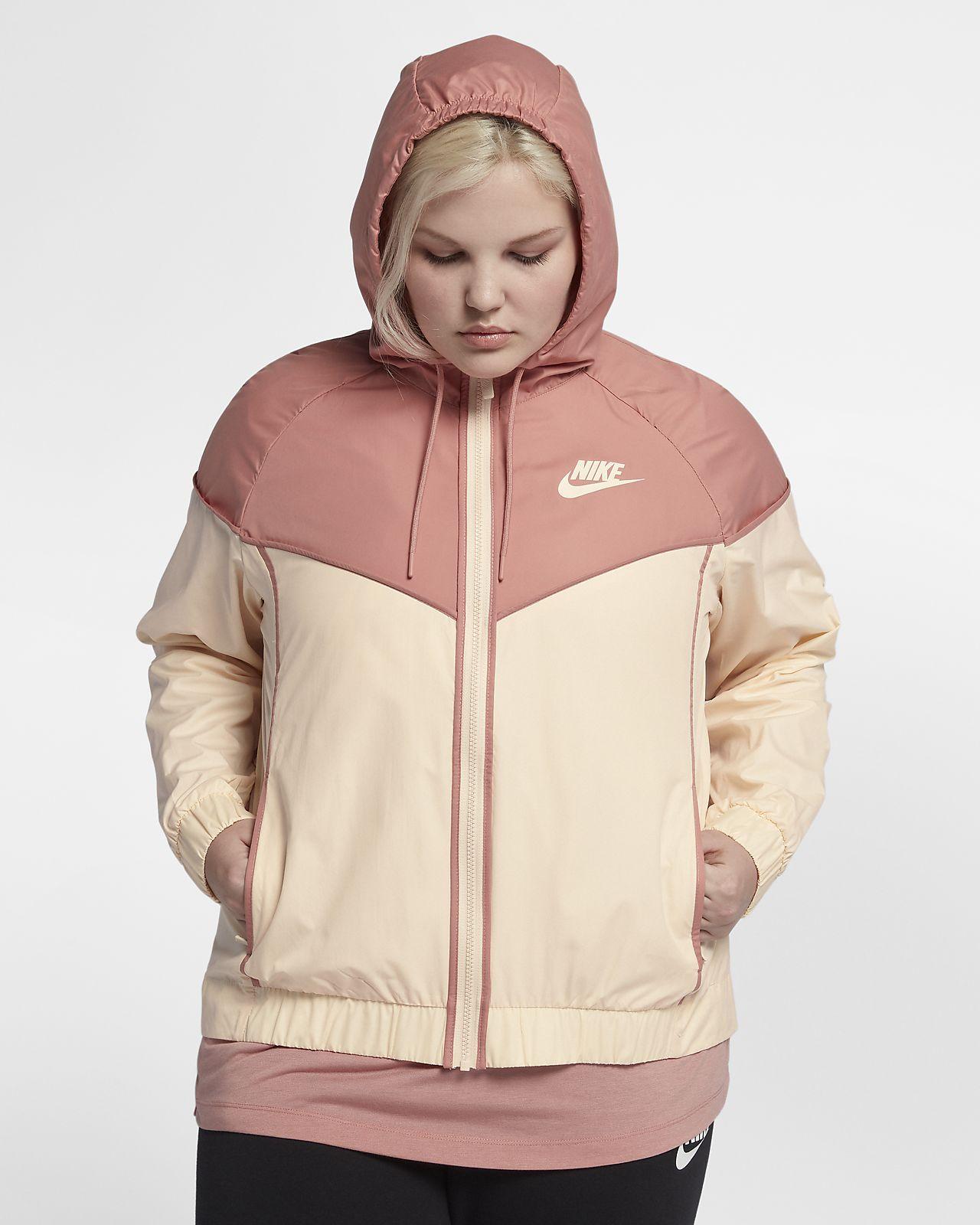 Nike Sportswear Windrunner (Plus Size) Women's Jacket