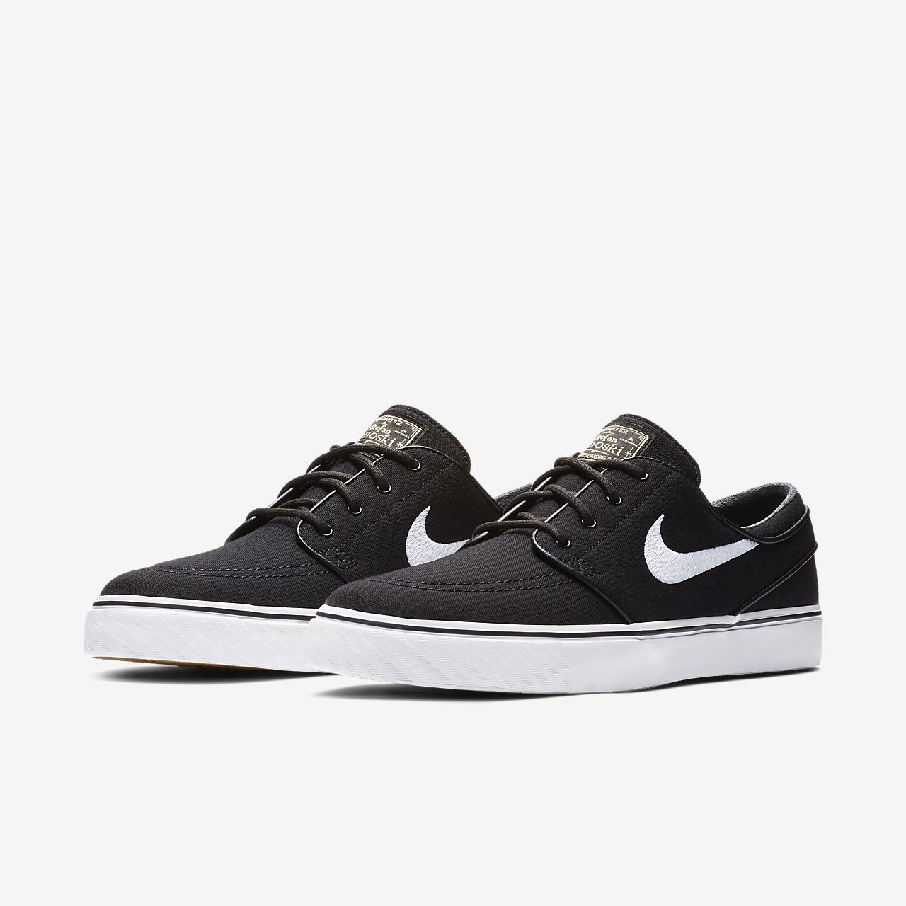 nike sb zoom stefan janoski canvas men 39 s skateboarding. Black Bedroom Furniture Sets. Home Design Ideas
