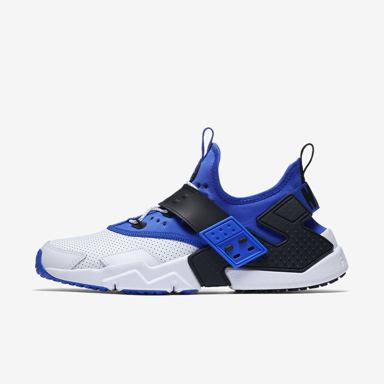 Nike Men's Air Huarache Drift White/Blue AH7335-103