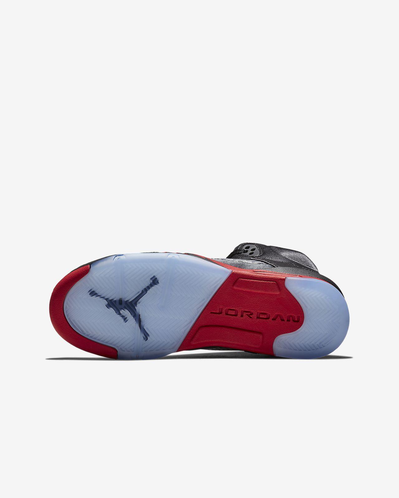 40Ca Retro Enfant Air Âgé35 Jordan 5 Chaussure Pour 5 Plus 3A54jRL