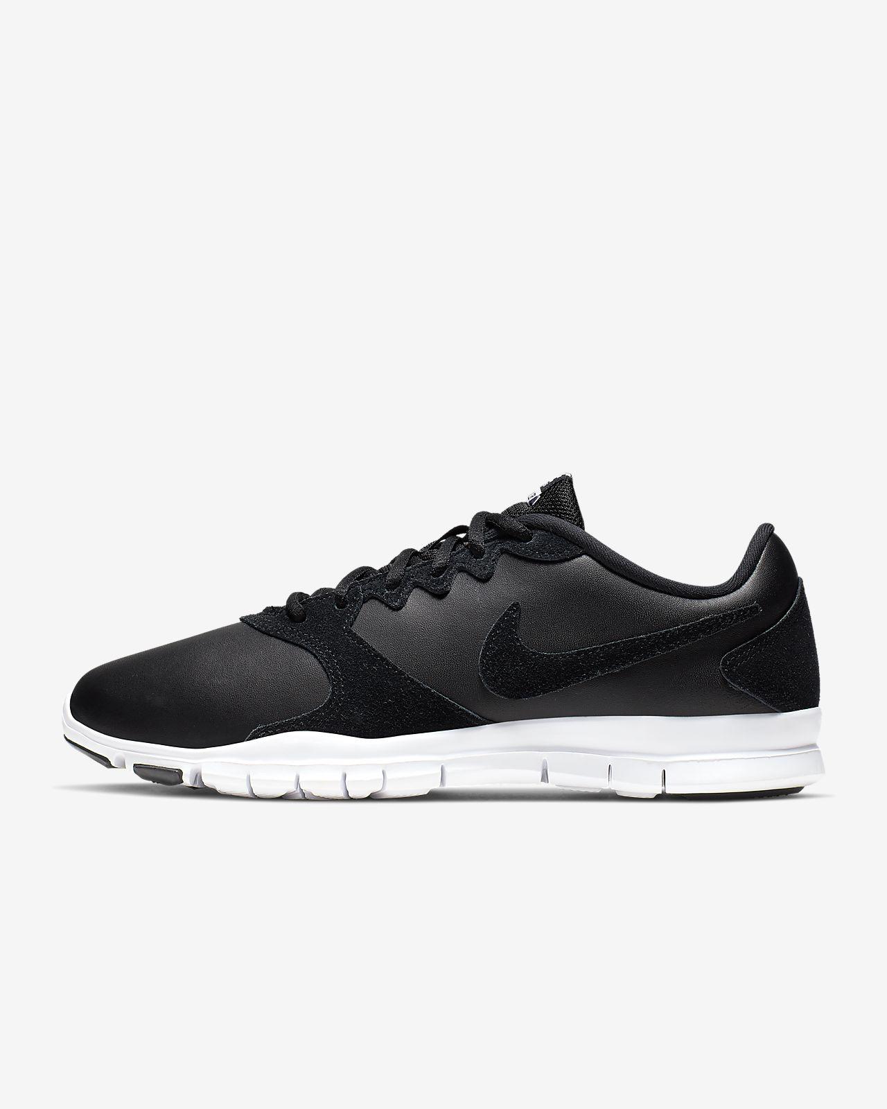 Chaussure de training Nike Flex Essential TR Leather pour Femme