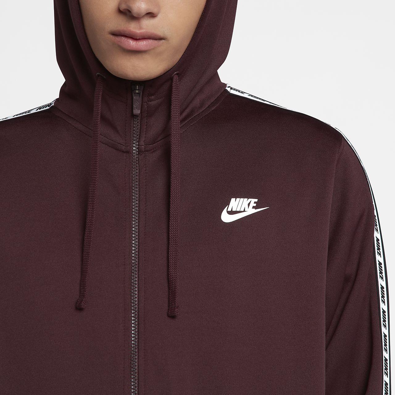 nouveau produit 44617 b905a Sweat Capuche Homme Zippé Entièrement Nike Sportswear À Pour ...