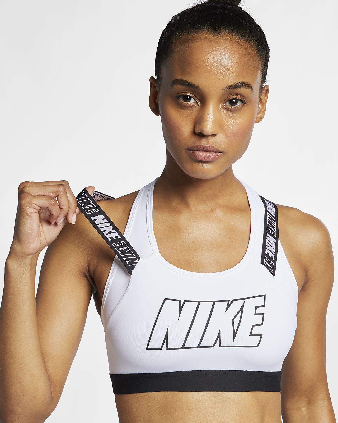 843535a2dc40 Nike Victory Women's Medium Support Sports Bra. Nike.com