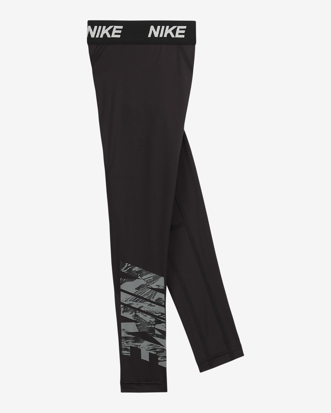Nike Dri-FIT Little Kids' Tights