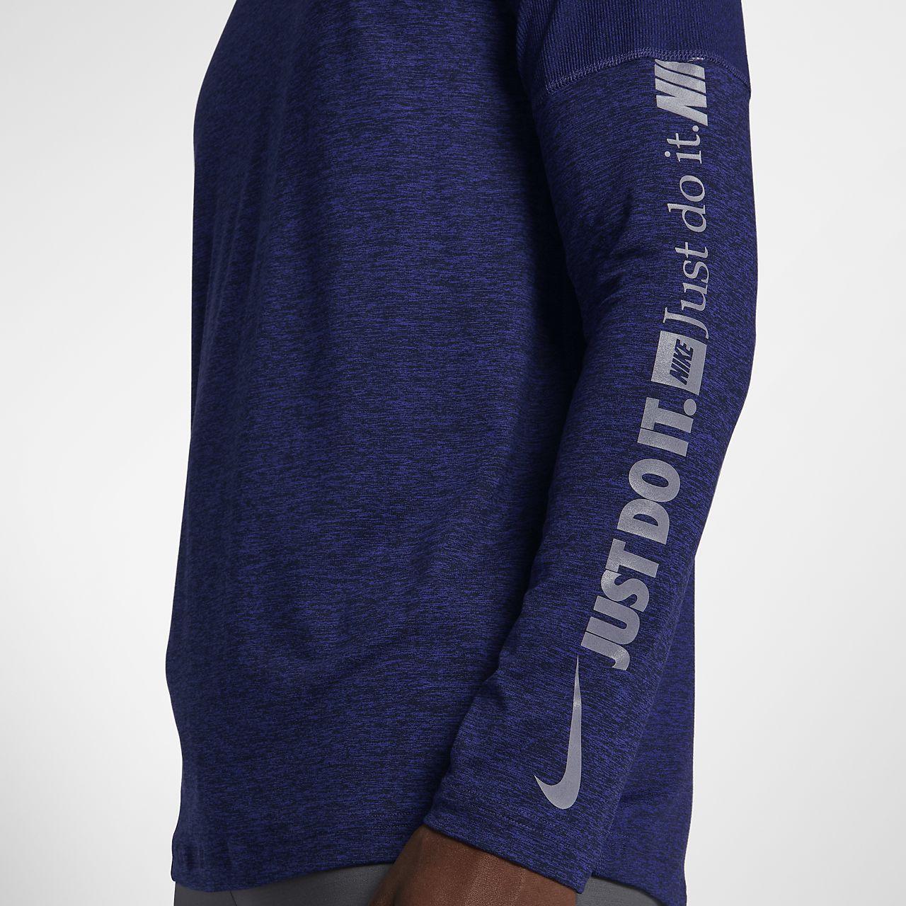 e693048c Nike Men's Long-Sleeve Running Crew. Nike.com EG