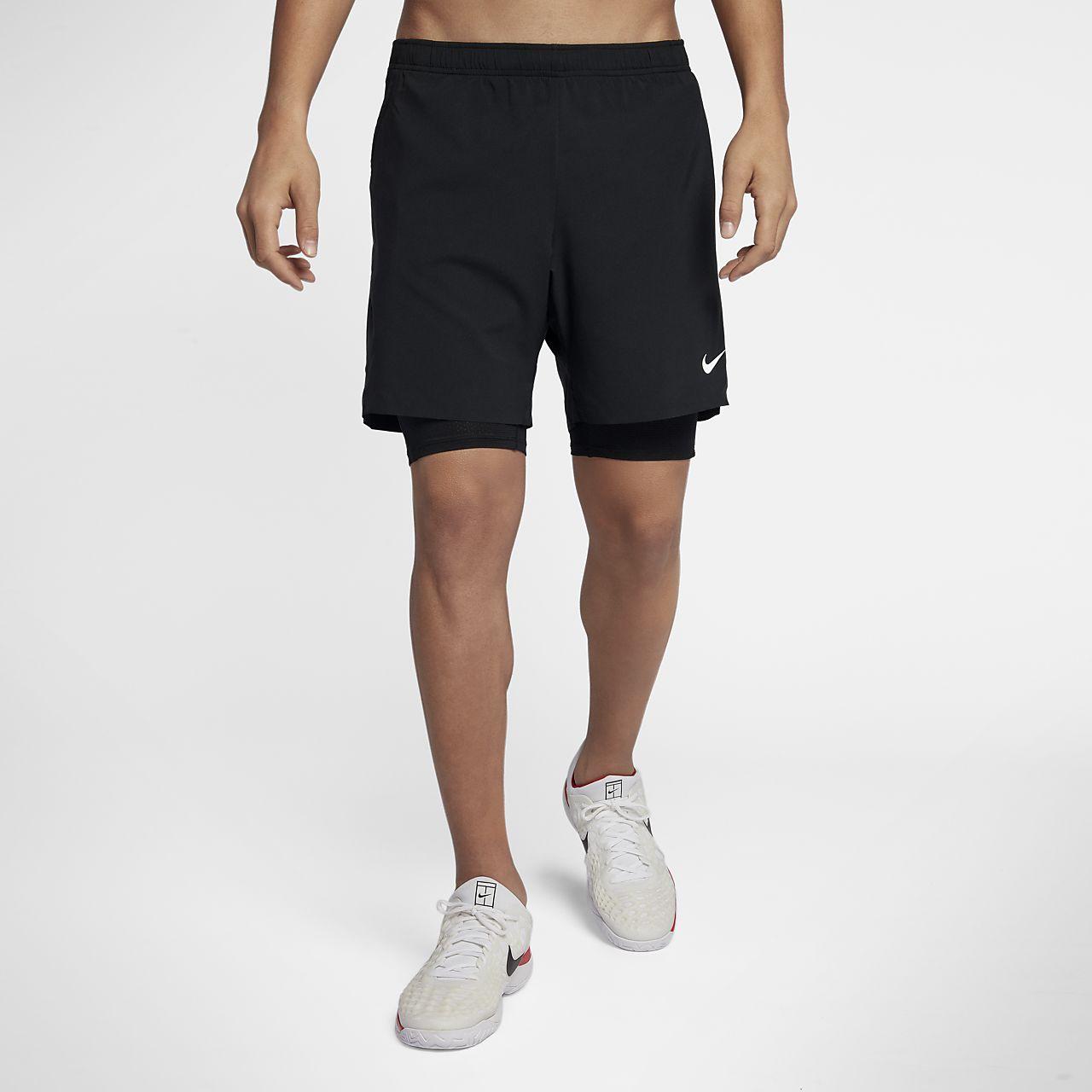 9ec6c286e19 Pánské 18cm tenisové kraťasy NikeCourt Flex Ace. Nike.com CZ