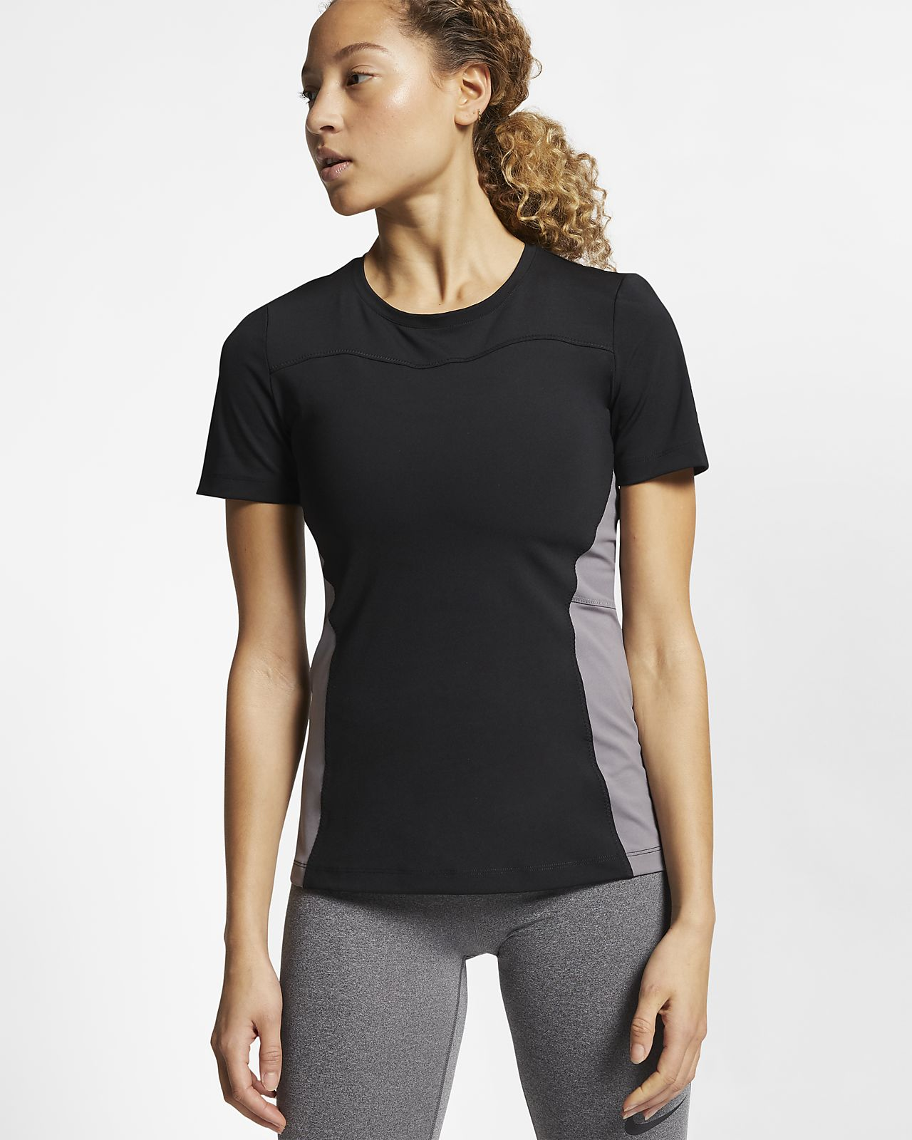 Nike Pro Women's Short-Sleeve Top