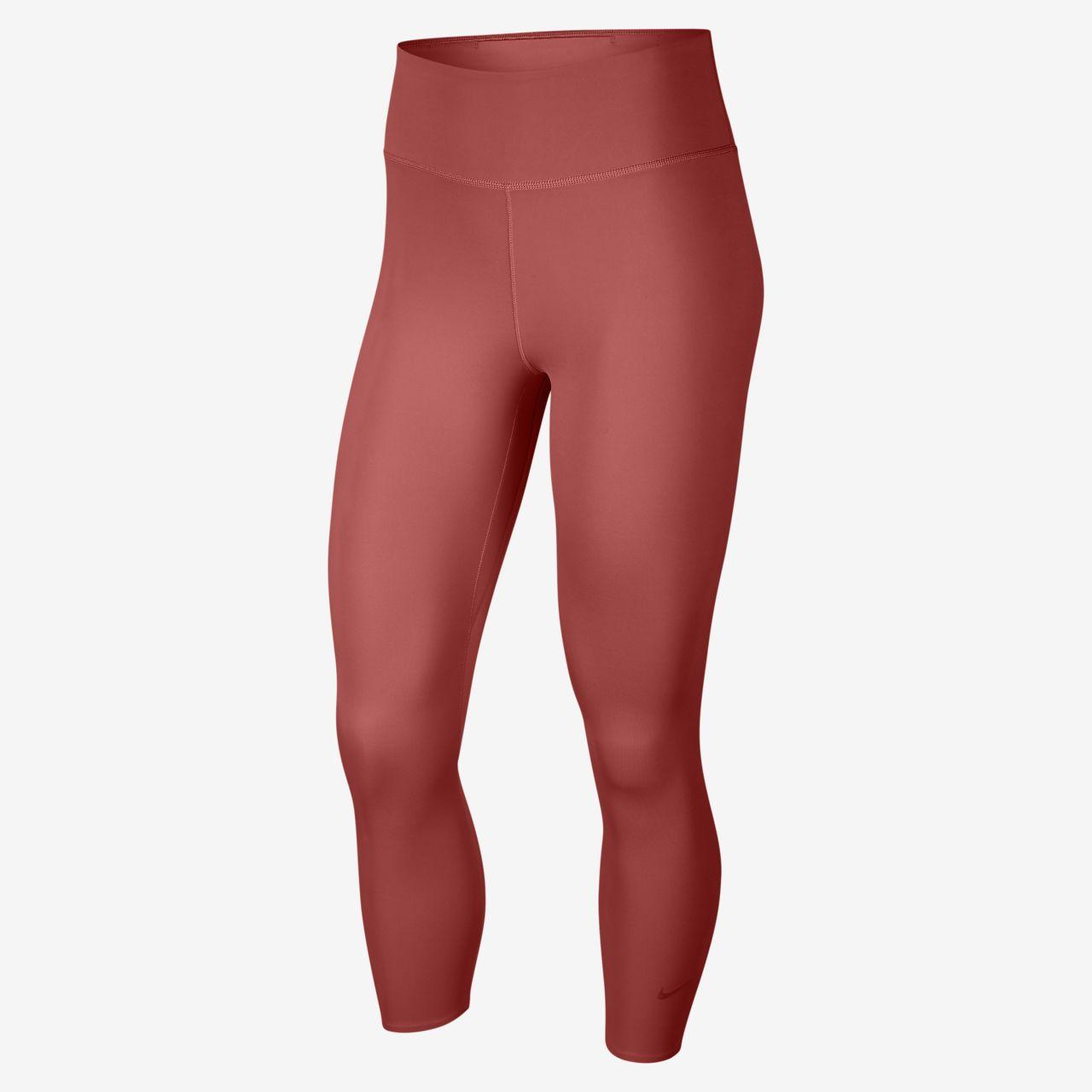 Leggings a lunghezza ridotta Nike One Luxe - Donna