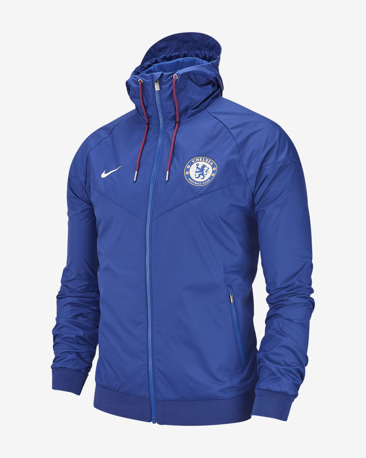 Pánská bunda Chelsea FC Windrunner. Nike.com CZ ce6dbd0135c