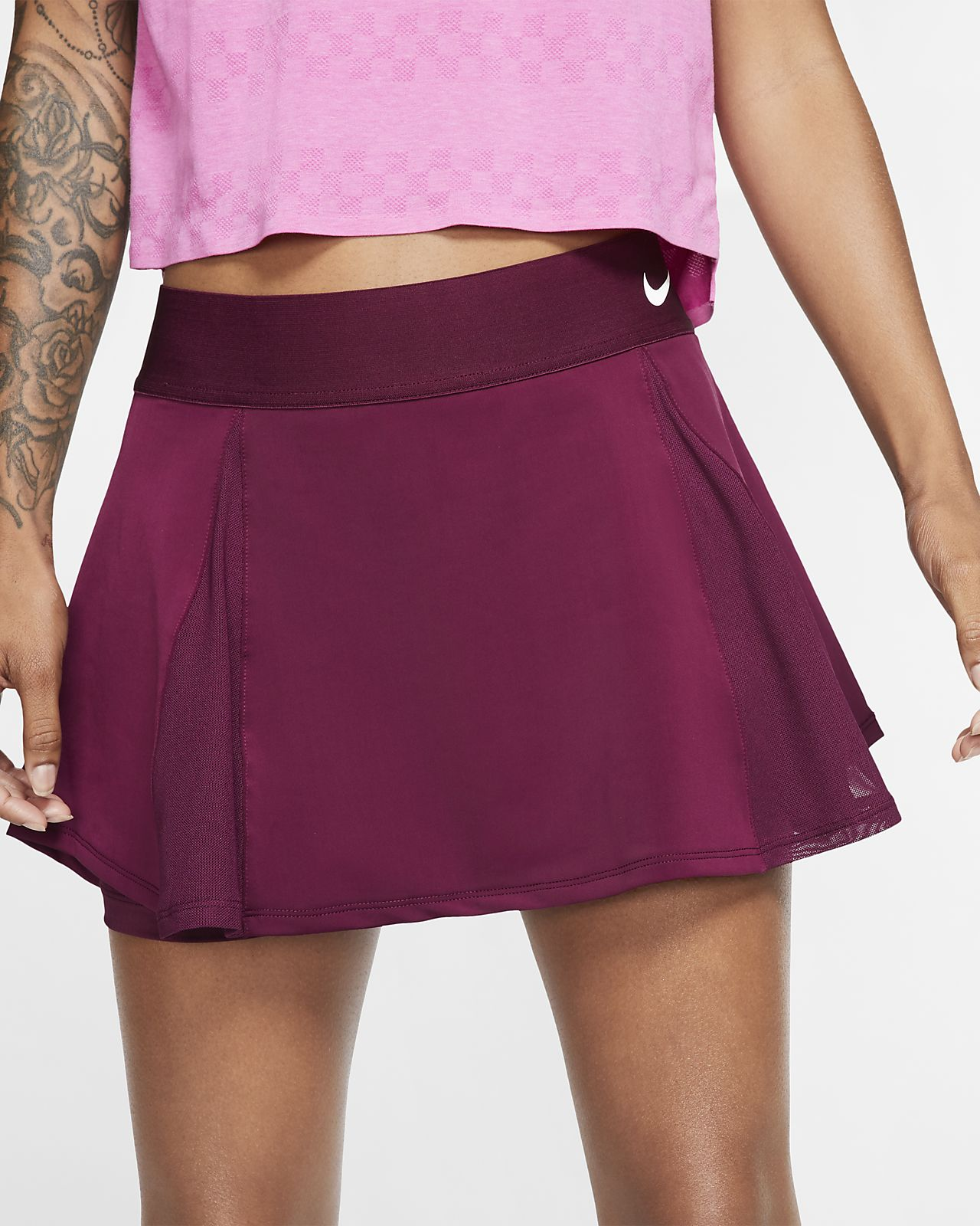 NikeCourt Damen Tennisrock